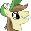 Hayseed Turnip Truck (My Little Pony Friendship Is Magic) - head