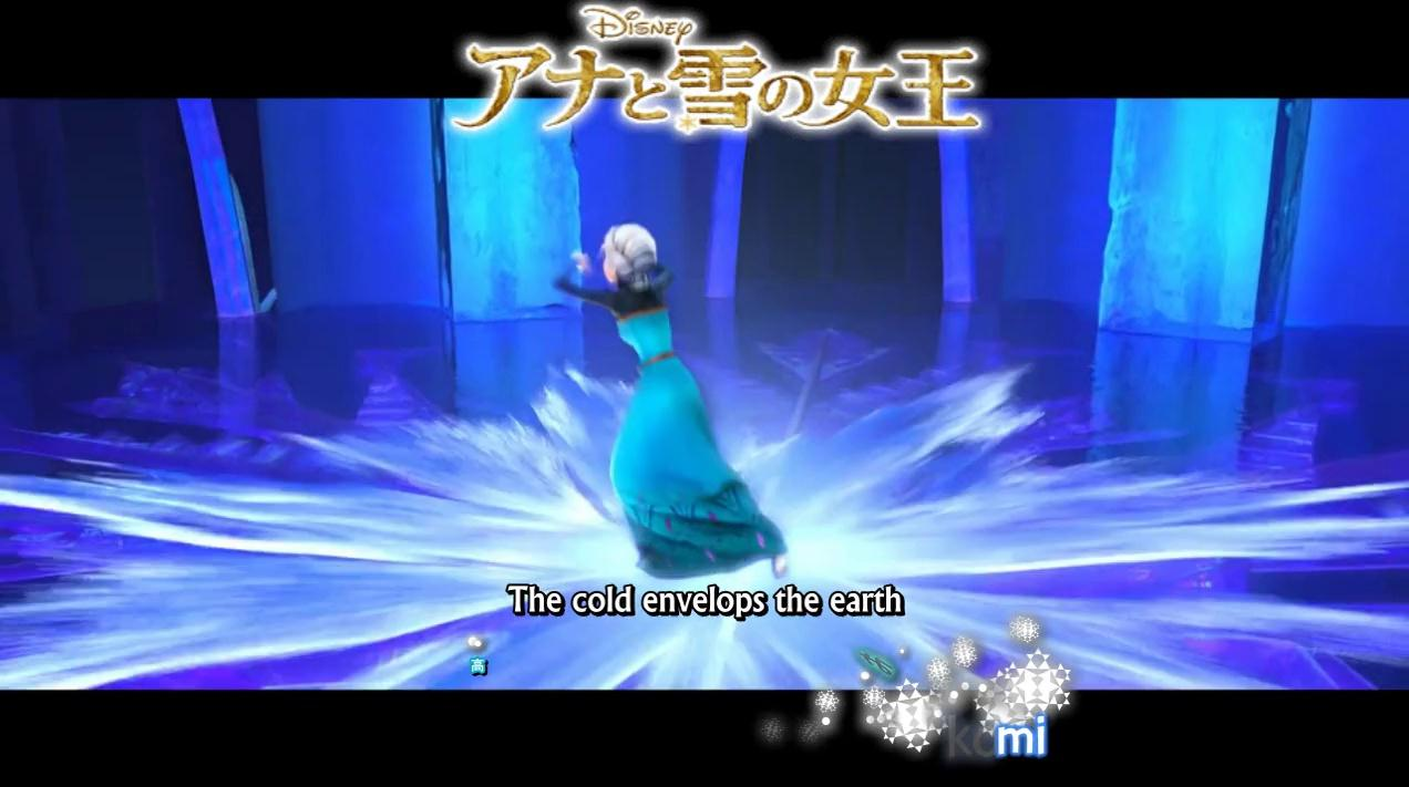 Let It Go (song) - Japanese