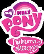 My Little Pony Friendship Is Magic - logo (Czech)