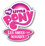 My Little Pony Friendship Is Magic - demo logo (European French)