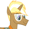 Trenderhoof (My Little Pony Friendship Is Magic) - head