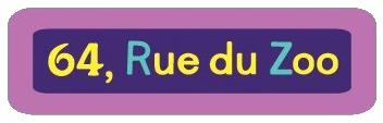 64 Zoo Lane - logo (French)