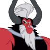 Lord Tirek (My Little Pony Friendship Is Magic) - head
