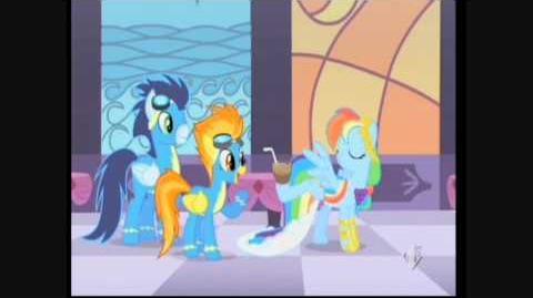My little pony l'amicizia è magica - canzone il grande ballo