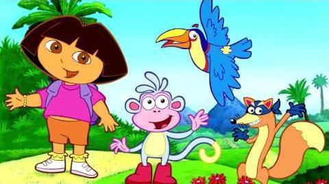 Dora la exploradora Opening - Latin American Spanish (S1-2)