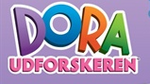 Dora the Explorer - 2009 logo (Danish)