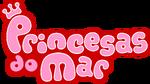 Sea Princesses - logo (Brazilian Portuguese)