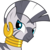 Zecora (My Little Pony Friendship Is Magic) - head