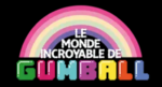The Amazing World of Gumball - logo (French)