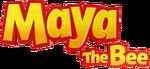 Maya the Bee (2012 series) - logo (English)