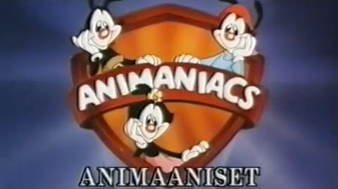 Animaaniset - Animaniacs Intro (Finnish) (HQ)