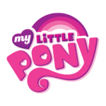 My Little Pony - G4 logo (English)
