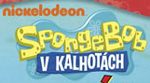 SpongeBob SquarePants - 2009 logo (Czech)