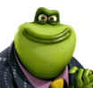 The Toad (Flushed Away) - head
