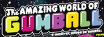 The Amazing World of Gumball - logo (Brazilian Portuguese)