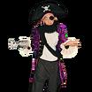Patchy the Pirate (SpongeBob SquarePants) - head