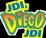 Go Diego Go! - logo (Czech)