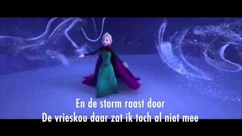 Let It Go (song) - Dutch (Belgium)