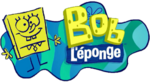 SpongeBob SquarePants - 2009 logo (French)