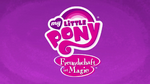 My Little Pony Friendship Is Magic - title card (German)