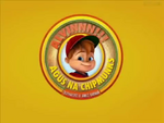 ALVINNN!!! and the Chipmunks - title card (Scottish Gaelic)