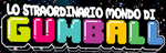 The Amazing World of Gumball - logo (Italian)