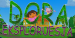 Dora the Explorer - logo (Albanian)