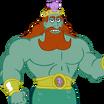 King Neptune (SpongeBob SquarePants) - head