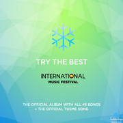 InternationalMusicFestival20 albumcover
