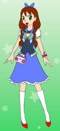 Dorothy Gale as Cure Basket