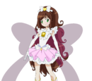 Innocent form (Shining Miracle Pretty Cure)