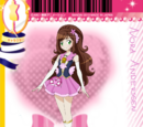 PreCards in Shining Miracle Pretty Cure