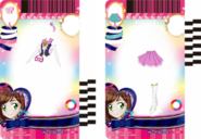 Cure Twinflower Cards