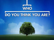 Who Do You Think You Are- (U.S. TV series)