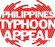 DEC Philippines Typhoon Appeal logo