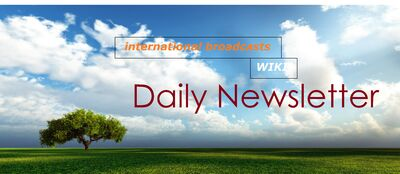 IBWiki Daily Newsletter