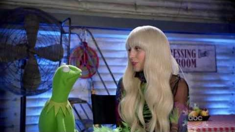 Lady Gaga & The Muppets Holiday Spectacular