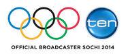 Network Ten Sochi 2014
