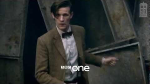 Doctor Who - The 50th Anniversary BBC One Trailer