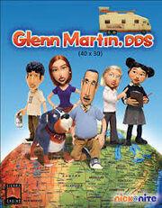 Glenn Martin DDS poster