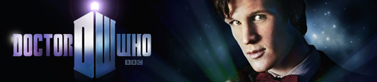 New Dr. Who header