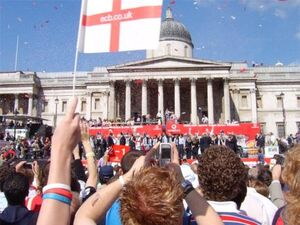 England Cricket Celebrations