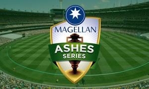 Magellan Ashes Series official logo