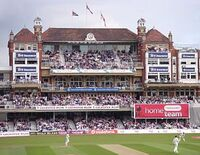 The Oval Pavilion