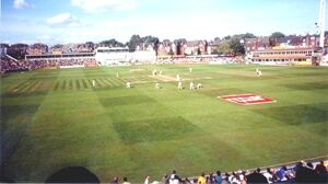 Headingley 2001