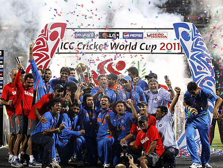 2011 Cricket World Cup Final International Cricket Wiki