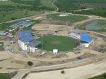 Sir Vivian Richards Stadium aerial view Oct 2006