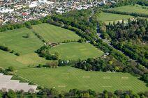 Hagley Oval 2007 - from HagleyParkAerialPhoto
