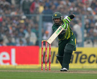 Pakistani cricket team in India in 2012–13