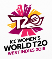 2018 ICC Women's World Twenty20 Logo